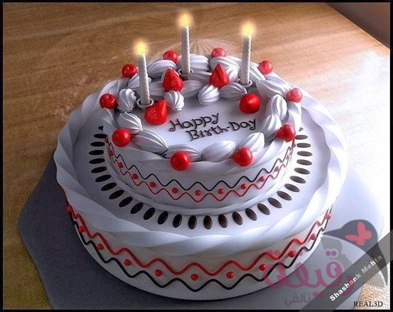 صوره صور كيك اعياد ميلاد , اجمل صور لكيك العيد ميلاد
