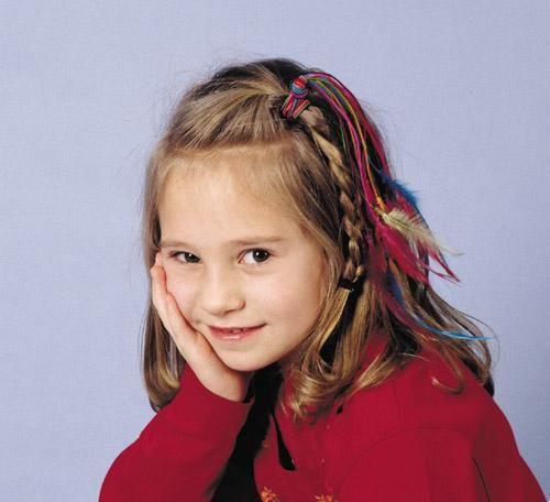 بالصور تساريح اطفال , دلعى طفلتك باجمل تسريحات للاطفال 5857 9