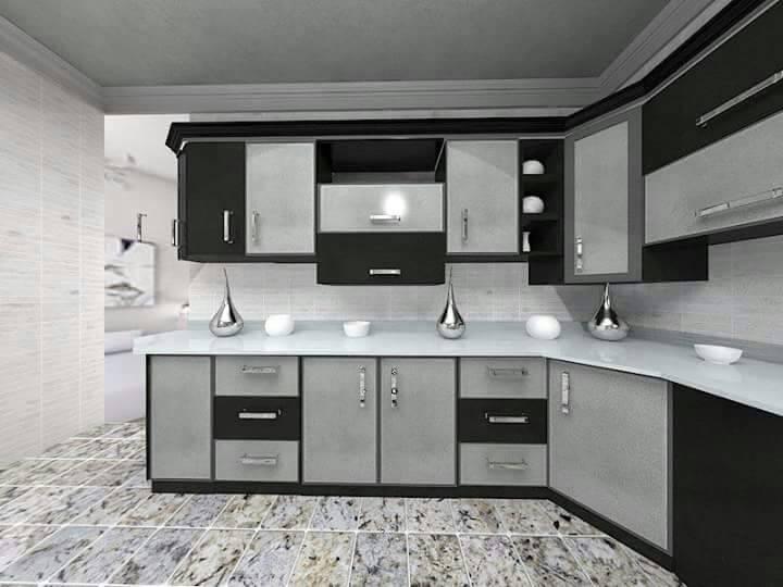 بالصور احدث تصميمات المطابخ , اجدد تصاميم متنوعة للمطابخ