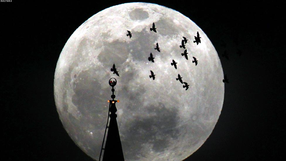 بالصور صور للقمر , اجمل صور للقمر 5924 2