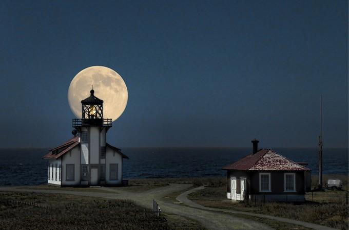 بالصور صور للقمر , اجمل صور للقمر 5924 3