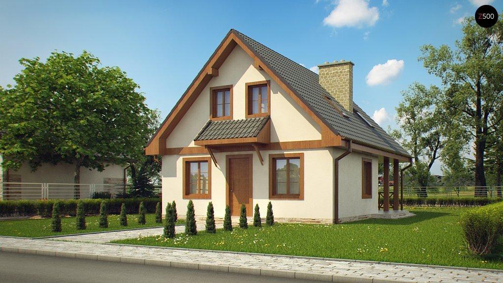 بالصور واجهات منازل , اجمل تصميمات لواجهات منازل جميلة 5926 4