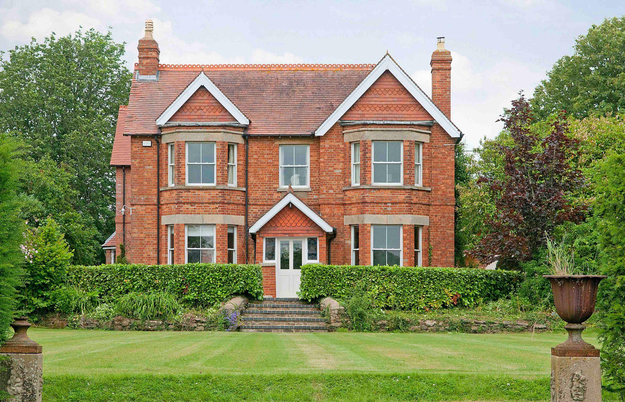 بالصور واجهات منازل , اجمل تصميمات لواجهات منازل جميلة 5926 5