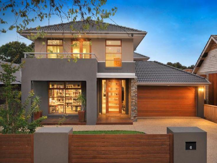 بالصور واجهات منازل , اجمل تصميمات لواجهات منازل جميلة 5926 6