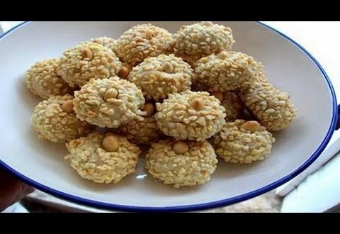 صور حلويات مغربية سهلة التحضير , الذ حلويات مغربية سهلة الاعداد