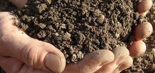 صورة مكونات التربة , اعرف مكونات التربة