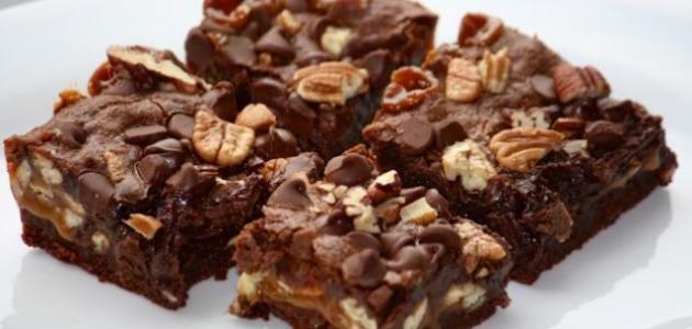 صورة طريقة عمل حلويات بسيطة في المنزل , اسهل طريقة لاعداد حلوى بسيطة فى منزلك