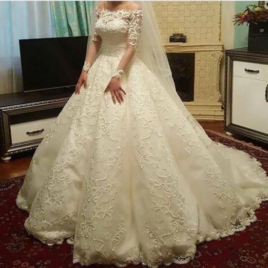 صورة بدلات اعراس , اشيك بدلات للعرائس