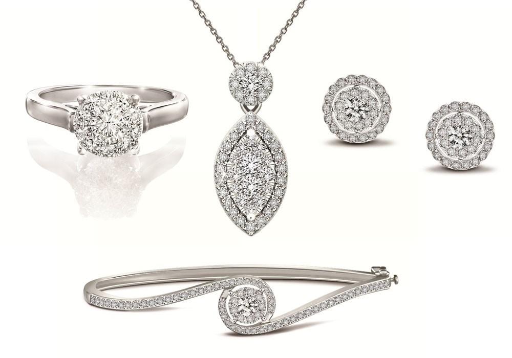 صورة مجوهرات داماس , ارقى مجوهرات من داماس