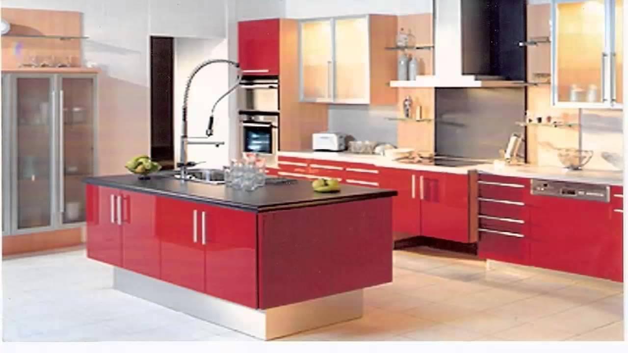 صور ديكورات مطابخ المنيوم , اجمل تصميمات المطابخ المنيوم