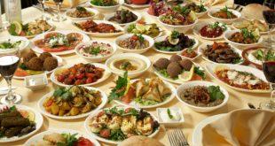 صورة من وجبات الطعام في رمضان , اشهر وجبات الطعام في رمضان