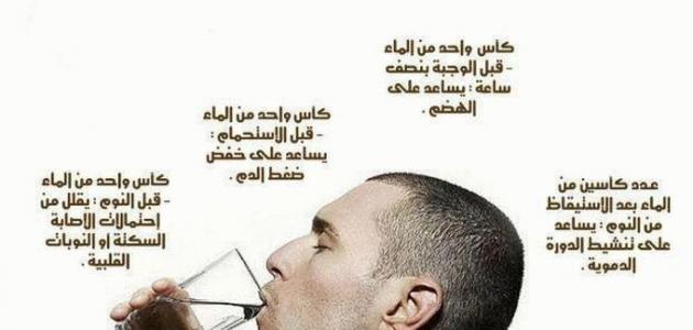 صورة فوائد شرب الماء , تعرف على فؤائد شرب المياه 4760