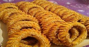 حلويات ليبية , اشهر الحلويات الليبية