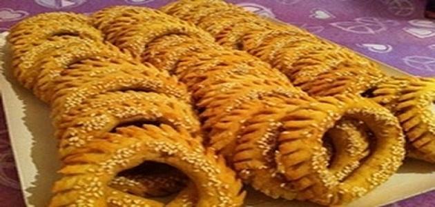 صورة حلويات ليبية , اشهر الحلويات الليبية