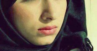 صور بنات محجبات حزينه , افضل صور بنات محجبات حزينة