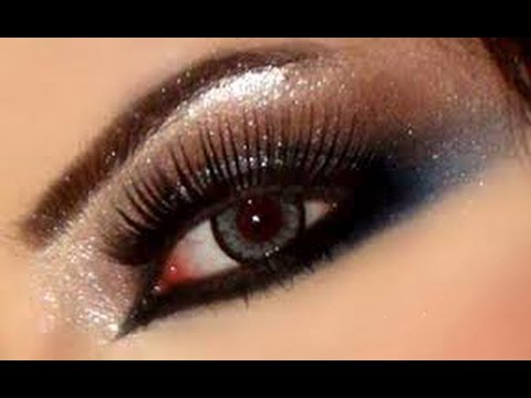 بالصور مكياج عيون خليجي , اجمل مكياج عيون خليجي 4800 14