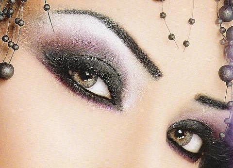 بالصور مكياج عيون خليجي , اجمل مكياج عيون خليجي 4800 15