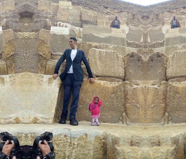 صورة اطول رجل في العالم , صور عن اطول رجل موجود بالعالم 6225 2