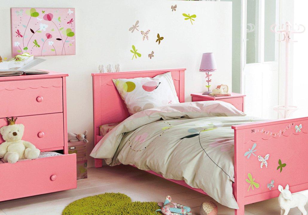 بالصور غرف اطفال بنات , ديكورات اوض فتيات صغيره 1198 1