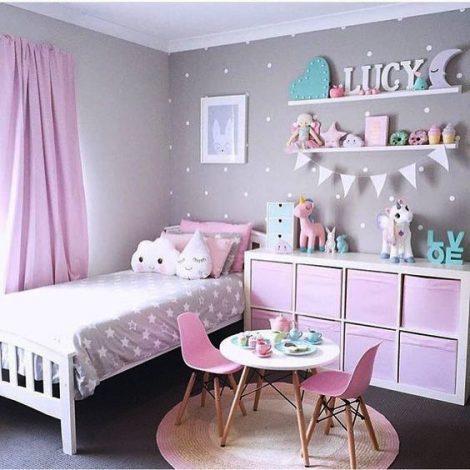 بالصور غرف اطفال بنات , ديكورات اوض فتيات صغيره 1198 12