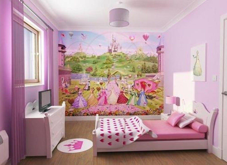 بالصور غرف اطفال بنات , ديكورات اوض فتيات صغيره 1198 3