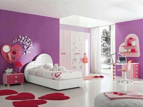 بالصور غرف اطفال بنات , ديكورات اوض فتيات صغيره 1198 5