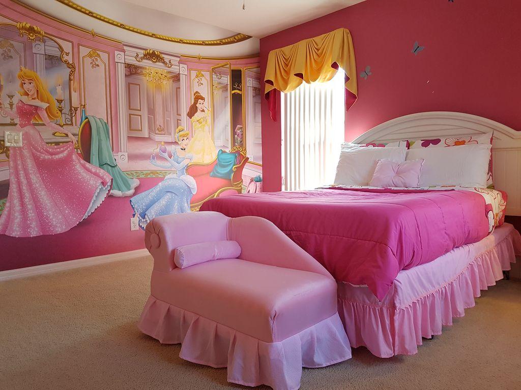 بالصور غرف اطفال بنات , ديكورات اوض فتيات صغيره 1198 9