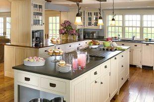 صور مطابخ امريكية , اجمل تصميمات لمطابخ امركيا المفتوحه