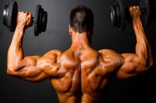 صورة تمرين العضلات , اقوى حركات رياضيه للياقه