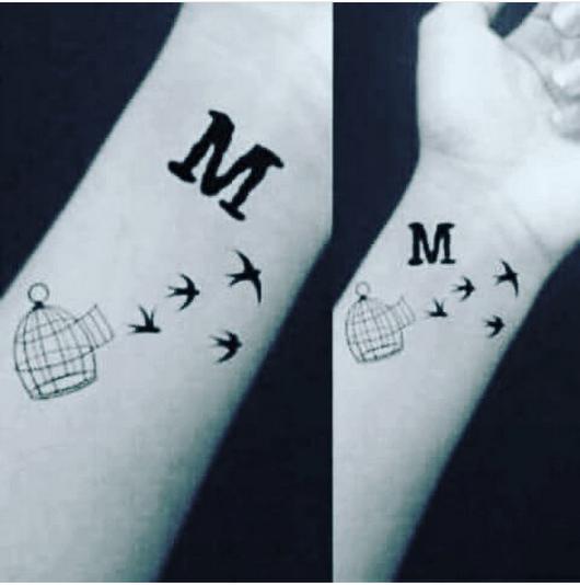 صور حرف M اروع خلفيات شكل M احبك موت