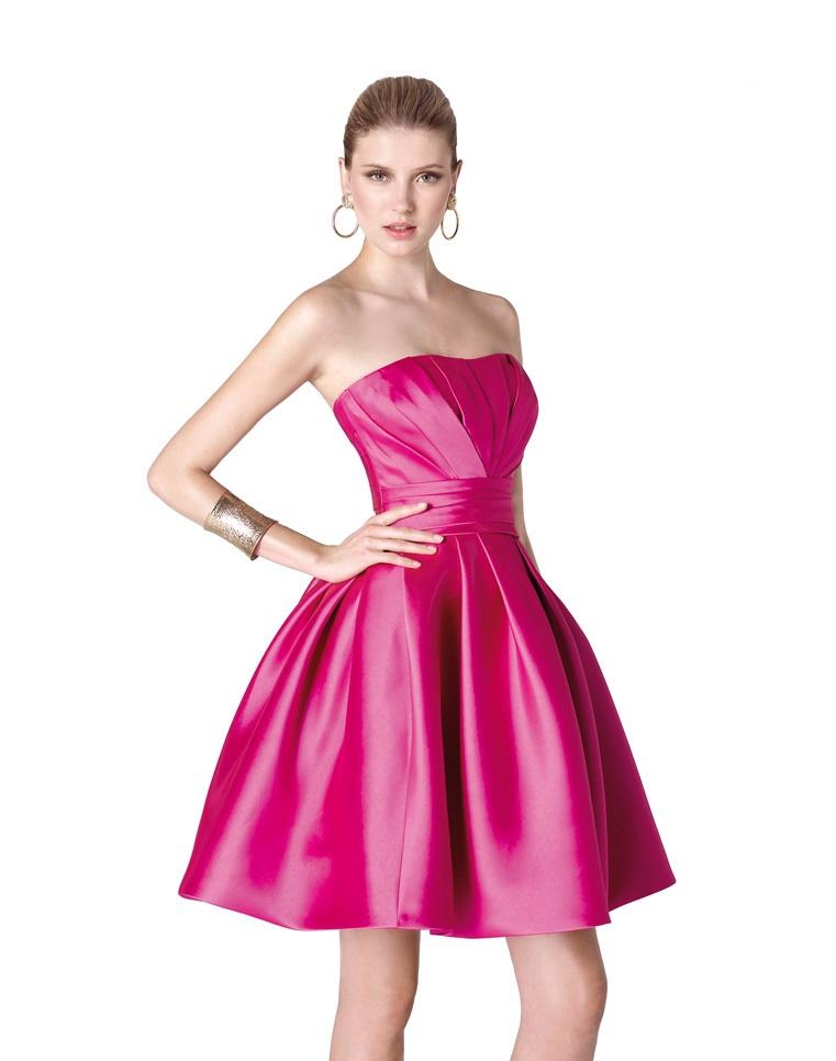 صورة فساتين قصيرة للسهرات , الفساتين السواريهات و متى ترتديهم