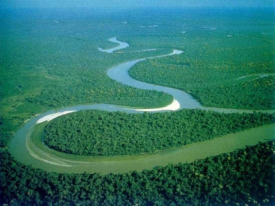 صورة اكبر نهر في العالم , ماهو النهر الذى يعد اكبر انهار بالدنيا