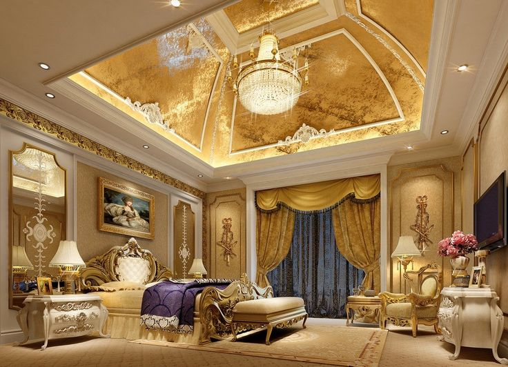 صورة ديكورات غرف النوم الرئيسية , صور افخم اوض نوم فريده جدا