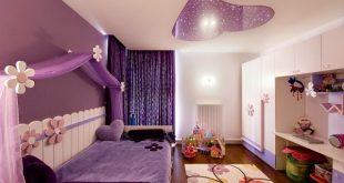 صوره ديكورات جبس غرف نوم اطفال , صور تصميمات اسقف اوض الصغار