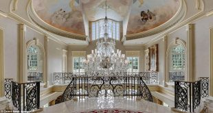 صورة قصر فخم , صور فيلات فاخره راقيه
