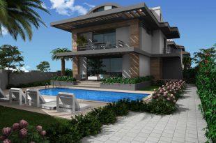 صور فلل فخمة , ارقى تصميم معمارى للمنازل