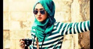 بالصور صور بنت محجبه , اجمل لقطات لفتاه بالطرحه 1610 12 310x165