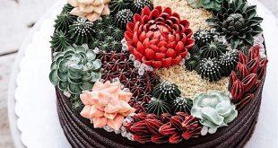 صورة اجمل صور تورته , اروع رمزيات لكعك المناسبات