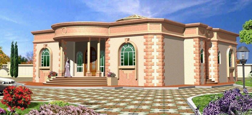 بالصور تصميم منازل , افضل اشكال بيوت معماريه 1663 10