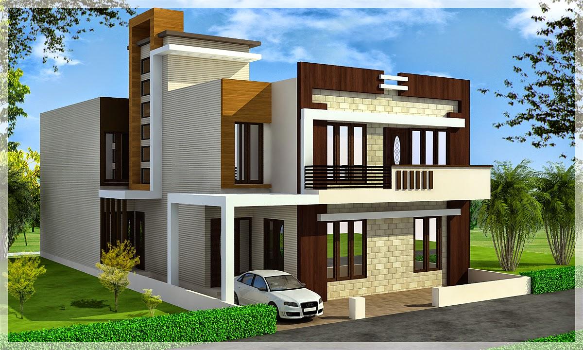 بالصور تصميم منازل , افضل اشكال بيوت معماريه 1663 3