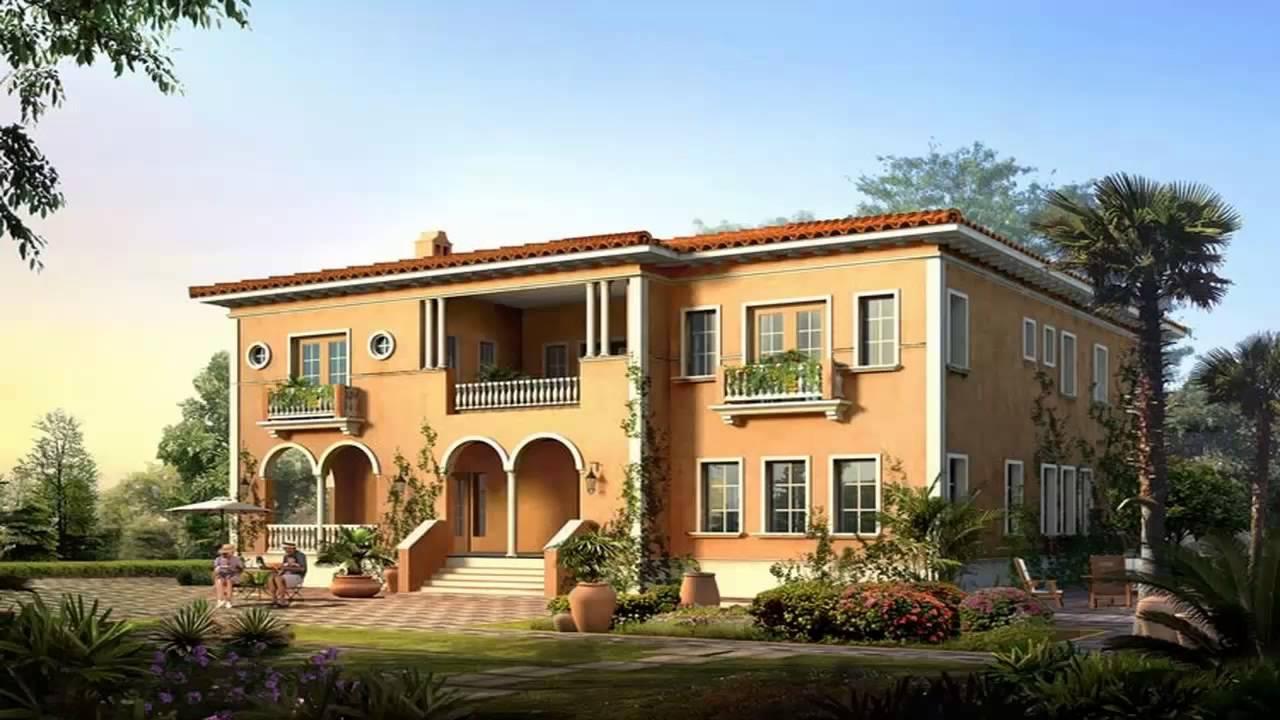 بالصور تصميم منازل , افضل اشكال بيوت معماريه 1663