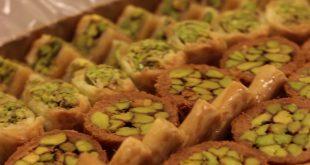 صورة حلويات عربية , اجمل الحلويات العربيه