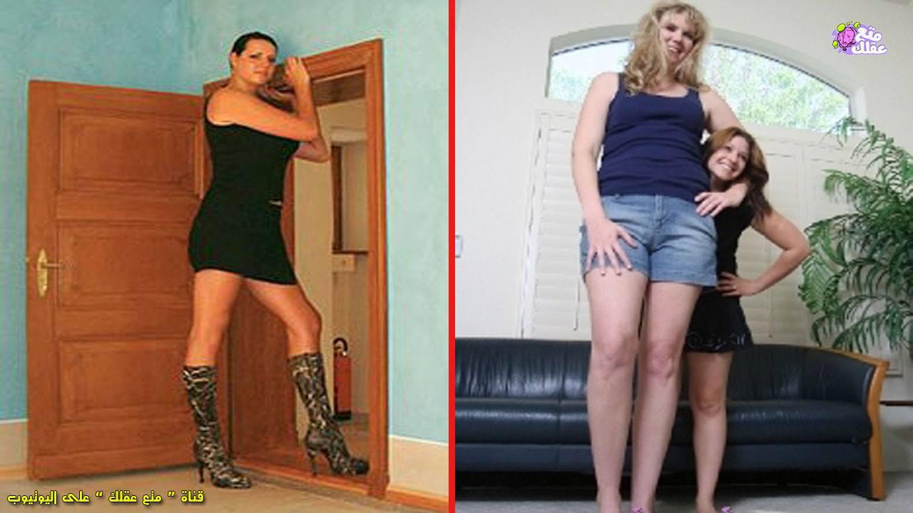 صورة اطول امراة في العالم , صور اطول امراه فى العالم