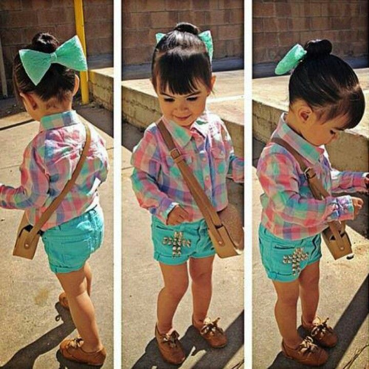 صورة ملابس اطفال بنات , ازياء اطفال شيك