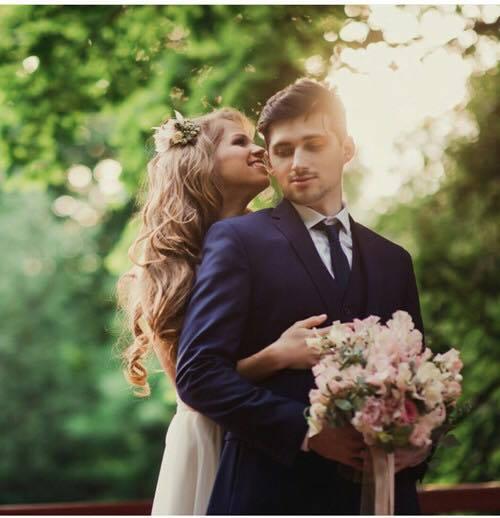 صورة صور عريس وعروسة , صور يوم الزفاف