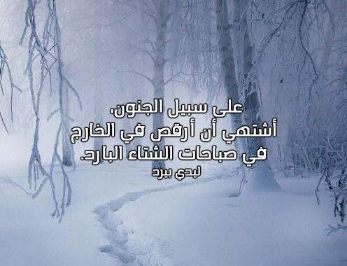 صور كلمات عن الشتاء , صور جميله للشتاء