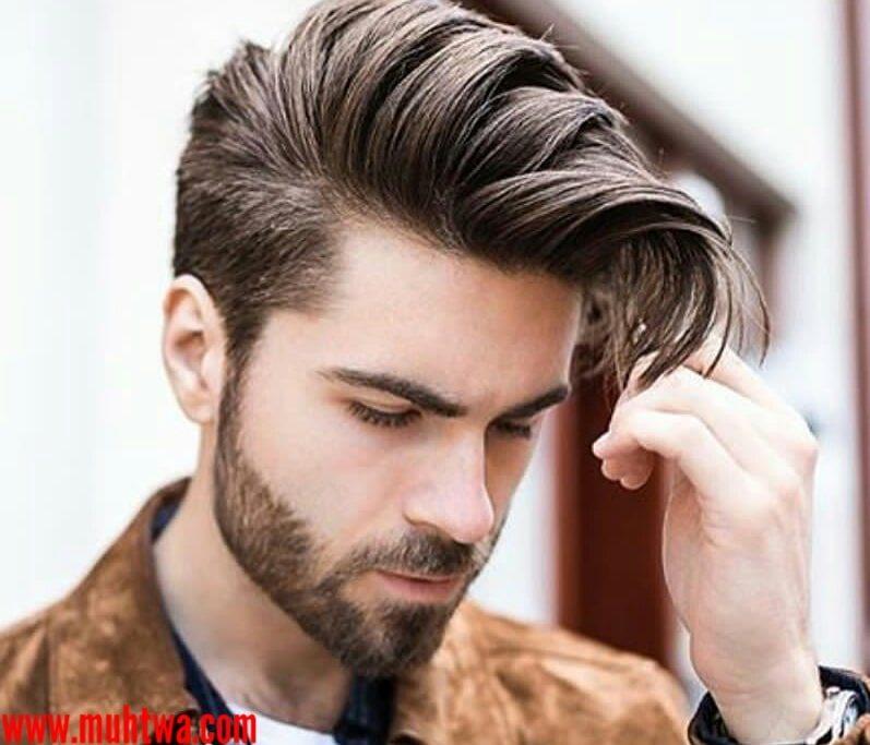 صورة احدث قصات الشعر للرجال , اجمل قصات الشعر الرجالى 2029 1