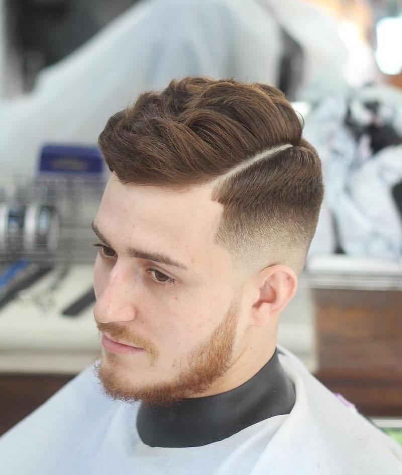 صورة احدث قصات الشعر للرجال , اجمل قصات الشعر الرجالى 2029 2