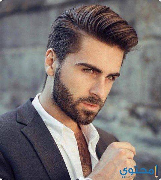 صورة احدث قصات الشعر للرجال , اجمل قصات الشعر الرجالى 2029 3