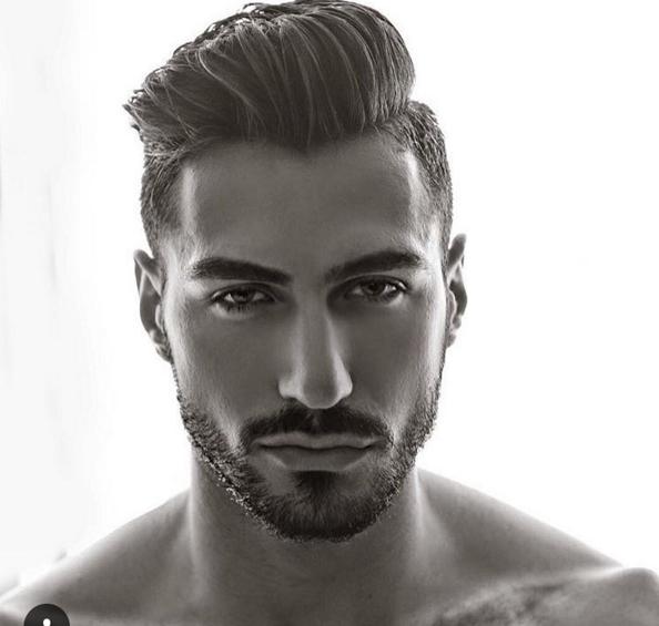 صورة احدث قصات الشعر للرجال , اجمل قصات الشعر الرجالى 2029